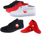 Soft Canvas Kung Fu Tai Chi Shoes Martial Arts Sports Wushu Excercise Sneakers