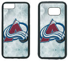 COLORADO AVALANCHE PHONE CASE COVER FITS iPHONE 7 8+ XS MAX SAMSUNG S10 S9 S8 S7 $13.5 USD on eBay