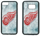 DETROIT RED WINGS PHONE CASE COVER FITS iPHONE 7 8+ XS MAX SAMSUNG S10 S9 S8 S7 $13.5 USD on eBay