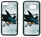 SAN JOSE SHARKS PHONE CASE COVER FITS iPHONE 6 7 8+ XS MAX SAMSUNG S10 S9 S8 S7 $13.5 USD on eBay