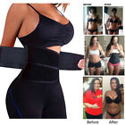 Sport Waist Trainer Weight Loss Men Women Sweat Thermo Wrap Body Shaper Belt Gym $9.99 USD on eBay