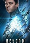 STAR TREK; BEYOND Movie PHOTO Print POSTER Film Art Karl Urban Dr Bones McCoy 02 on eBay