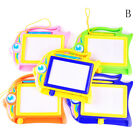 Educational Kids Doodle Toys Erasable Magnetic Drawing Board + Pen Xmas Gift SS