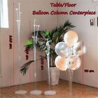 Внешний вид - Balloon Column Stand Kit Wedding Birthday Decor Base Tube Display Baby Shower