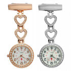Diamante Nurse Fob Carer Watch Brooch Birthday Graduation New P1F7Z