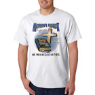 USA Made Bayside T-shirt Christian Nothing's Perfect This Close Bible