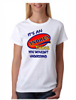 Bayside Made USA T-shirt It's An Andrea Thing You Wouldn't Understand