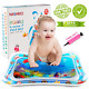 NASHRIO Tummy Time Water Play Mat, Baby Toys for 3 6 9 Months, The Perfect Fun