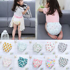 4Pcs Washable Diaper Learning Pants Baby Training Pant Waterproof Cloth Nappies image