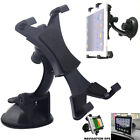 "US Car Windshield Suction Mount Holder Cradle Stand For RCA 7"" 8"" 10.1"" Tablets"