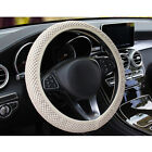 Car steering wheel cover breathability skidproof auto covers decor car stylin  S