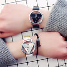 Fashion Womens Leather Dial Quartz Wrist Watch Ladies Casual Dress Watches  image