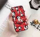 Lovely Betty Boop Dizzy Dishes Case iPhone 5 5S SE 6 6S 7 8 + plus X XS XR MAX $7.46 CAD on eBay
