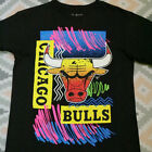 Retro 90s Chicago Bulls T-shirt Reprinted Size S M L XL 234XL ZZ1209 on eBay