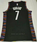 New Season Men's Brooklyn Nets #7 Kevin Durant Basketball Jersey city Black on eBay