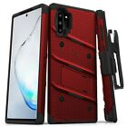 Samsung Galaxy NOTE 10+ PLUS ZIZO BOLT Case with rotatable holster and KickStand