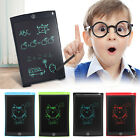 8.5'' LCD Writing Tablet Portable E-writer DIY Drawing Painting Board Kid Gifts