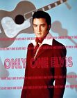 "ELVIS PRESLEY on TELEVISION 1968 Photo NBC COMEBACK SPECIAL ""PUBLICITY POSE"""