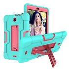 """For Alcatel 3T/Joy Tab 8"""" Case Hybrid Rugged Full Protective 3T Screen Protector"""