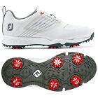 FootJoy Junior Fury Waterproof Golf Shoes - FJ Sports Kids Boys Spiked