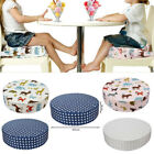 Soft Toddlers Round Booster Seat Cushion High Chair Pads for Kids Children