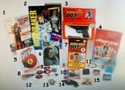 1970-80s JAMES BOND 007 Movies -- CAP GUN MAGAZINE PINBACK POSTER PUZZLE RPG $25.96 USD on eBay