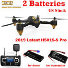 Hubsan H501S S X4 FPV Quadcopter W 1080P Follow Me Brushless Auto-Return GPS RTF
