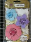 Your Choice New Prima Marketing Flower Pack, Pink Shades, Retired