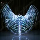 New Wings Sticks Adult Led Isis With Adjustable Belly Dance lamp Props 360 Degre