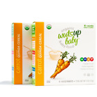 2pk 8x Organic Quinoa Infant & Baby Cereal by WutsupBaby - 4oz (8 Packx0.5oz)