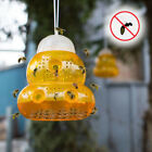 Wasp Fly Flies Insects Hanging Trap Yellow Jackets Hornet Trap Bee Catcher CH