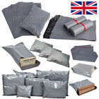Grey Mailing Bags Self Seal Strong Postage Postal Poly Pack 17