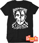 MISFITS TSHIRT - AMERICAN NIGHTMARE ROCK MEN's T SHIRT SMALL-5XL MULTIPLE COLORS image