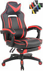 Sedia Gaming Heat Poggiapiedi Similpelle Poltrona Racing Scrivania Reclinabile
