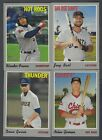 2019 Topps Heritage Minor League Base & SP #1-220 COMPLETE YOUR SET - You Pick!