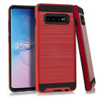Samsung Galaxy S10 Brushed Case Protective Cover
