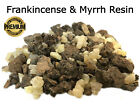 Frankincense and Myrrh Resin Incense Granular Mix For Charcoal Burner Shaumerio