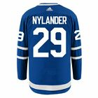 William Nylander Toronto Maple Leafs Adidas Blue Home Jersey