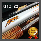 PREOAIDR 3142 Z2 Billiard Pool Cue Stick 13mm/11.5mm Tip Black/White Nine Ball $98.96 USD on eBay