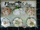 Petaloo Floral Embellishment Pack, Your Choice of Style/Color, Retired