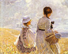 JAMES JEBUSA SHANNON SHARP DOROTHEA A SUMMERS DAY ARTIST PAINTING REPRODUCTION