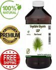 Vegetable Glycerin - PREMIUM USP 99.9 % Pure Food Grade VG PG Liquid Kosher NEW