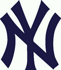 New York Yankees Decals; Stickers; Baseball; Sports Window Decal on Ebay