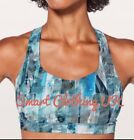 Lululemon Energy Bra                    (Sun Dazed Blue)             RRP £45