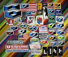 vtg 1990s 2000s Consolidated skateboards sticker - Cube logos Todd Bratrud +