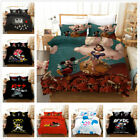 3D Disney Mickey Mouse Bedding Set Duvet Cover Pillowcase Quilt/Comforter Cover image