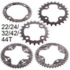 Sports Chainring Riding Replacement Steel Black Cycling Parts Mountain