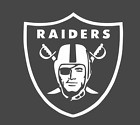 Oakland Raiders Football Vinyl Decal Sticker for NFL Car Truck Window Yeti Rtic $2.45 USD on eBay