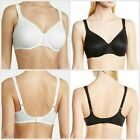 Triumph Comfort Minimizer W Bra Underwired Non Padded Full Cup 34D - 42D $26.99 USD on eBay