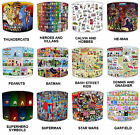 Lampshades Ideal To Match Comic Book Super Heroes Bedding Sets & Duvet Covers.